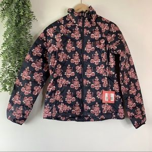 The North Face | Goose Flare Down Floral Puffer